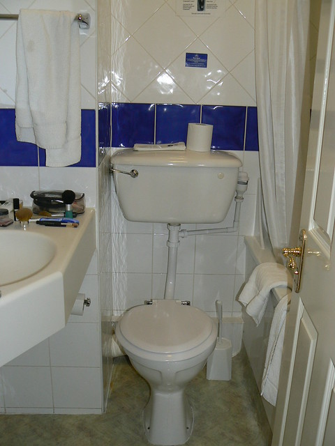 the smallest bathroom in the world flickr photo sharing