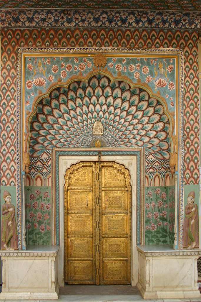 Jaipur City Palace Inside The City Palace Jaipur Avinash Bhat