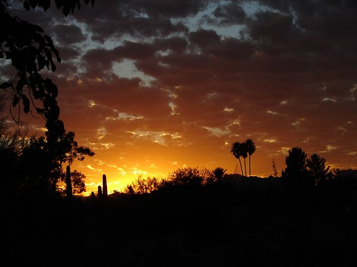 Tucson Sunset | by RickC