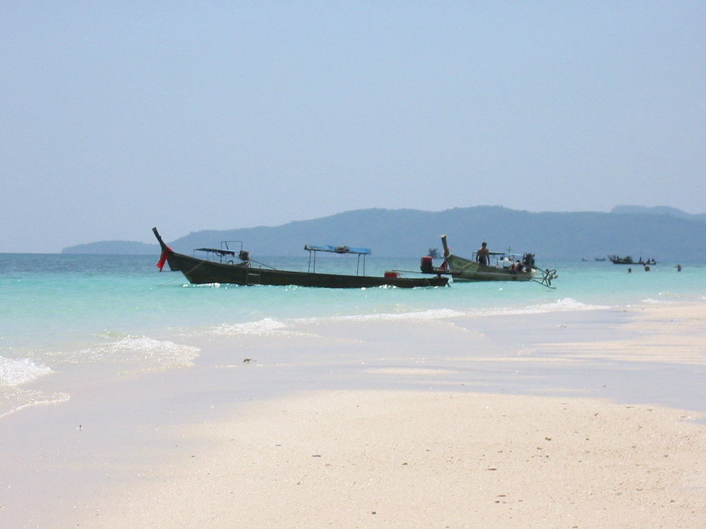 Krabi Island World Map