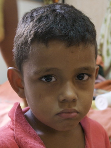 Half Indian Child | I asked him if he was sad, he nodded ...