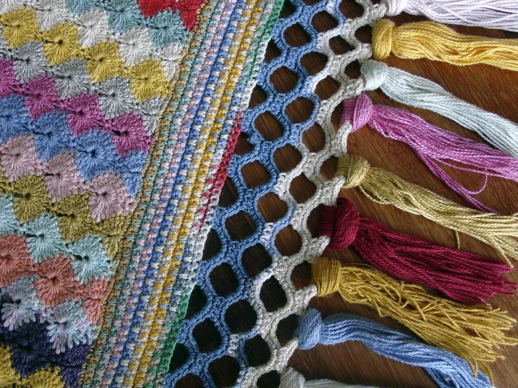 Crochet Quilt Patterns Interesting Ideas