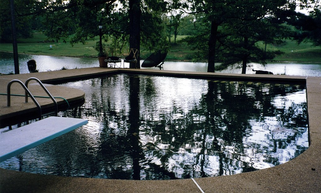 Swimming pool Jerry Lee Lewis39 Ranch Nesbit