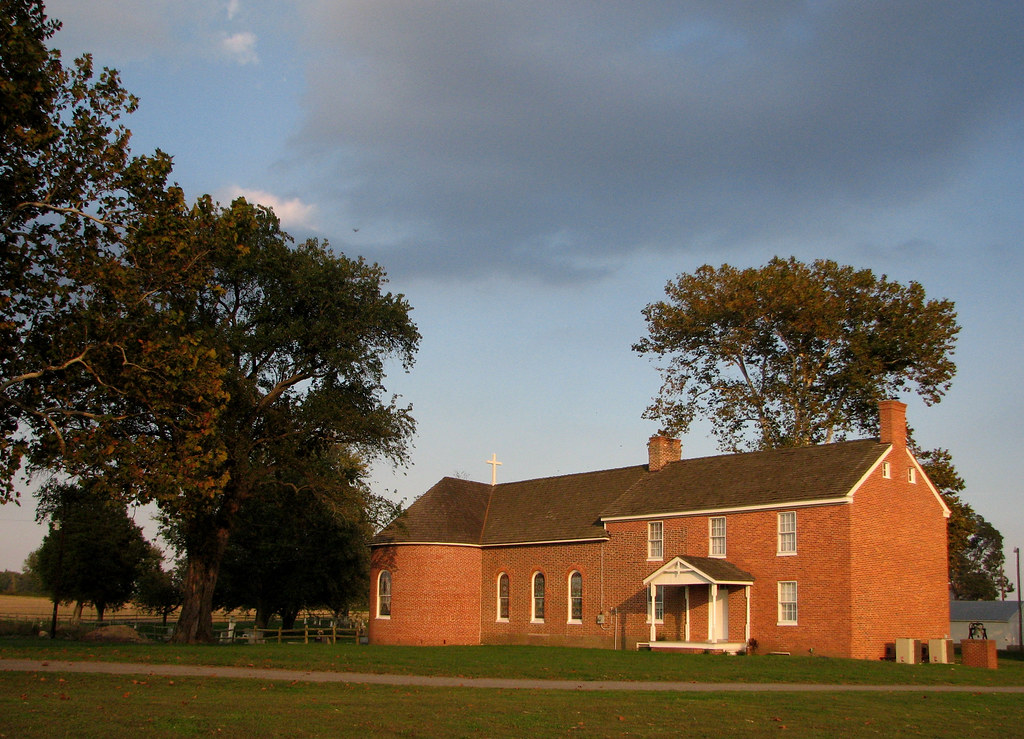 St Joseph S Near Cordova Maryland 1765 Headquarters
