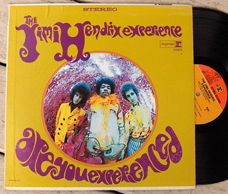 Jimi Hendrix Experience / Are You Experienced | by bradleyloos