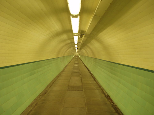 Tyne Pedestrian Tunnel | by I like