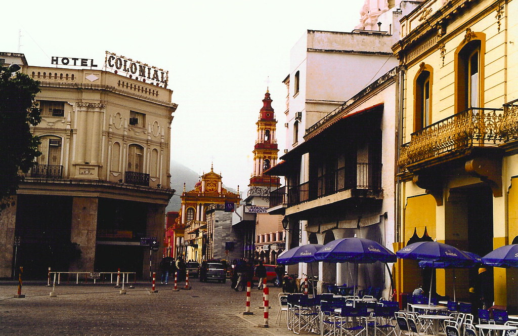 Arquitectura colonial espa ola salta capital salta arge for Arquitectura espanola