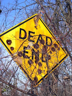 "~Easy to see why it's a ""Dead End""~ 