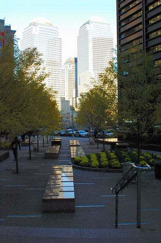 Liberty Plaza, November 2006 | by Flatbush Gardener