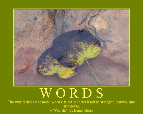 Words | by Sparky2*
