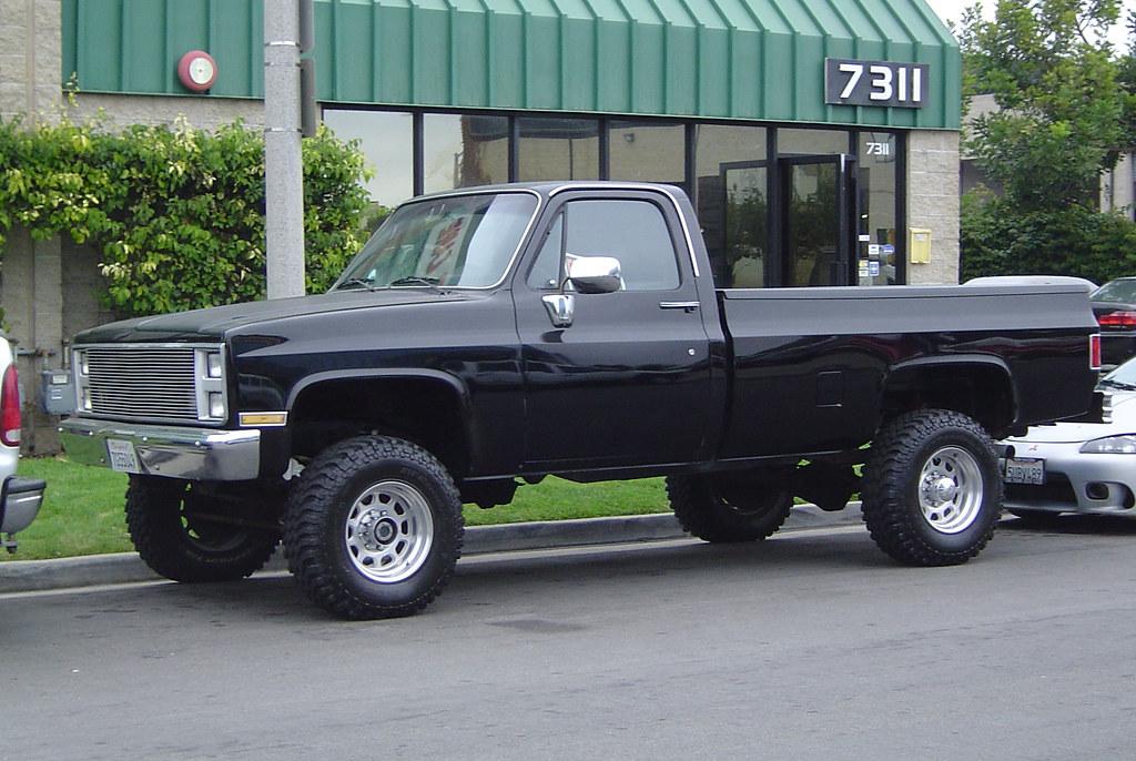 Chevrolet Pickup Truck   Colt Seavers lässt grüßen...   Flickr