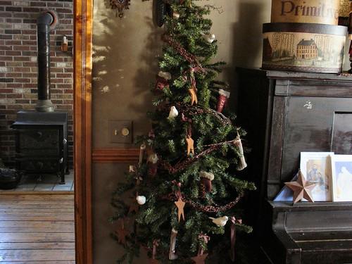 Primitive Christmas Tree A Storybooklife Blog Creative