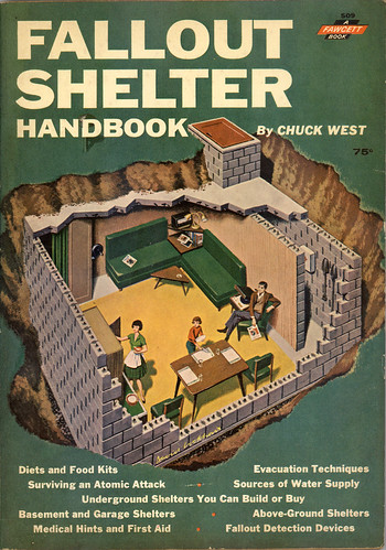 Fallout Shelter Handbook: Cover | by wardomatic