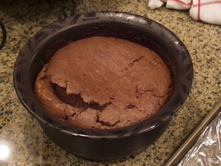 Family Dinner: Chocolate Souffle Dessert | by Andy Ciordia