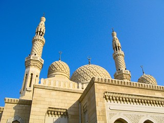 Jumeirah Mosque | by atomicjeep