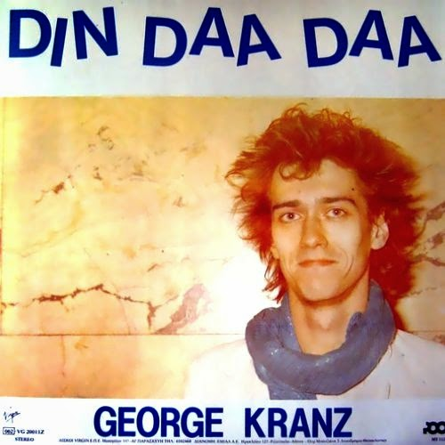 George Kranz - Din Daa Daa [1983][Vinyl -Rip][FLAC][4S]