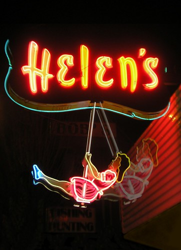 Helen's - Swinging Neon! | by pixeljones