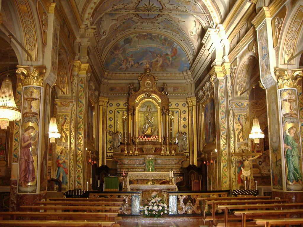 Pizzighettone chiesa san pietro interno umberto flickr for Interno san pietro