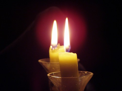 Two Candles | by firda