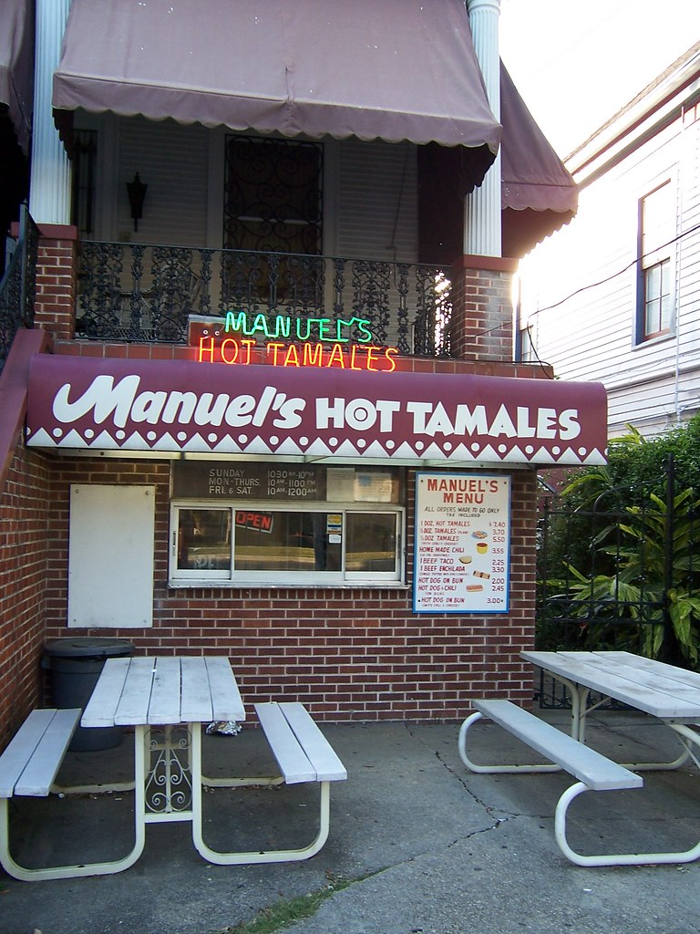 manuel s hot tamales a legendary tamale joint on south