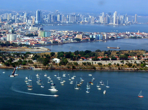 panama city from the sky | by dsasso