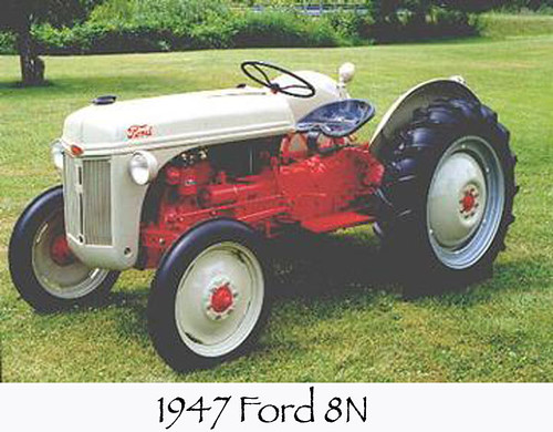 1948 Ford Ferguson Tractor : Ford n copy jude gardner flickr