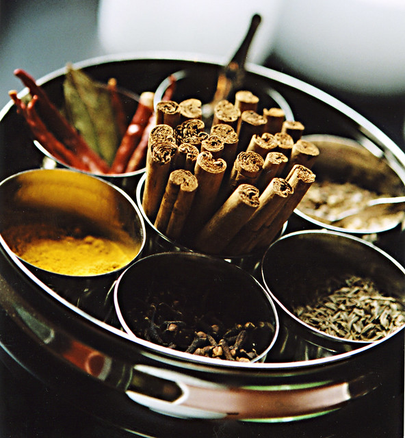 Chai Tea Raw Fresh Organic Ingredients Kris Kr 252 G Flickr
