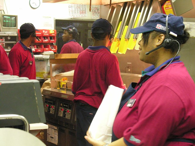 Fast Food Employee Rights