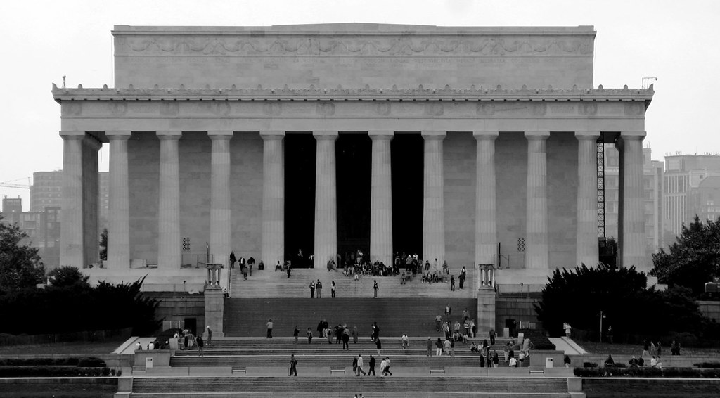 Lincoln Memorial Lincoln Memorial West End Of The