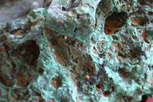 rock (photo friday - green) | by unadventurous
