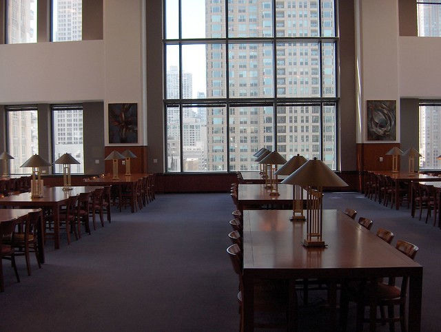 Loyola Library Study Rooms