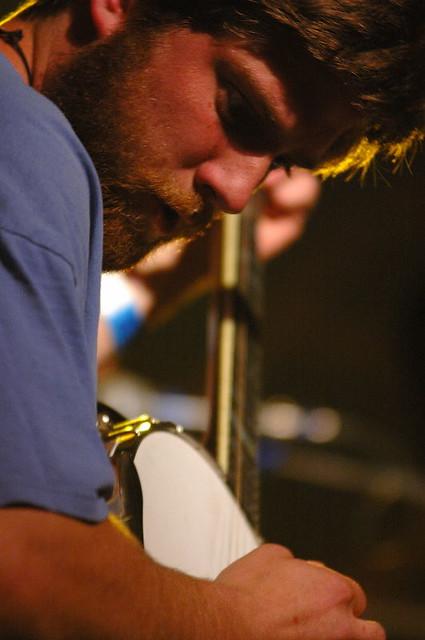 banjo dave : Banjo Dave Carrol of Trampled by Turtles : brnpttmn : Flickr