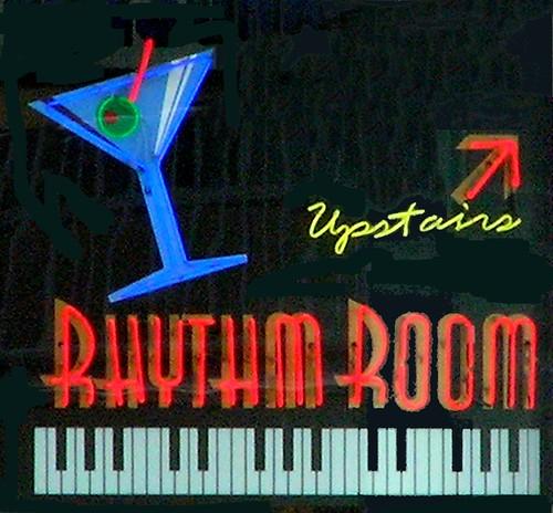 Rhythm Room Evanston Menu