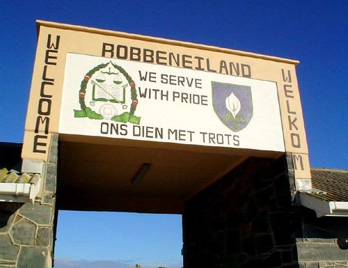Robben Island Welcomes You | by Mark H