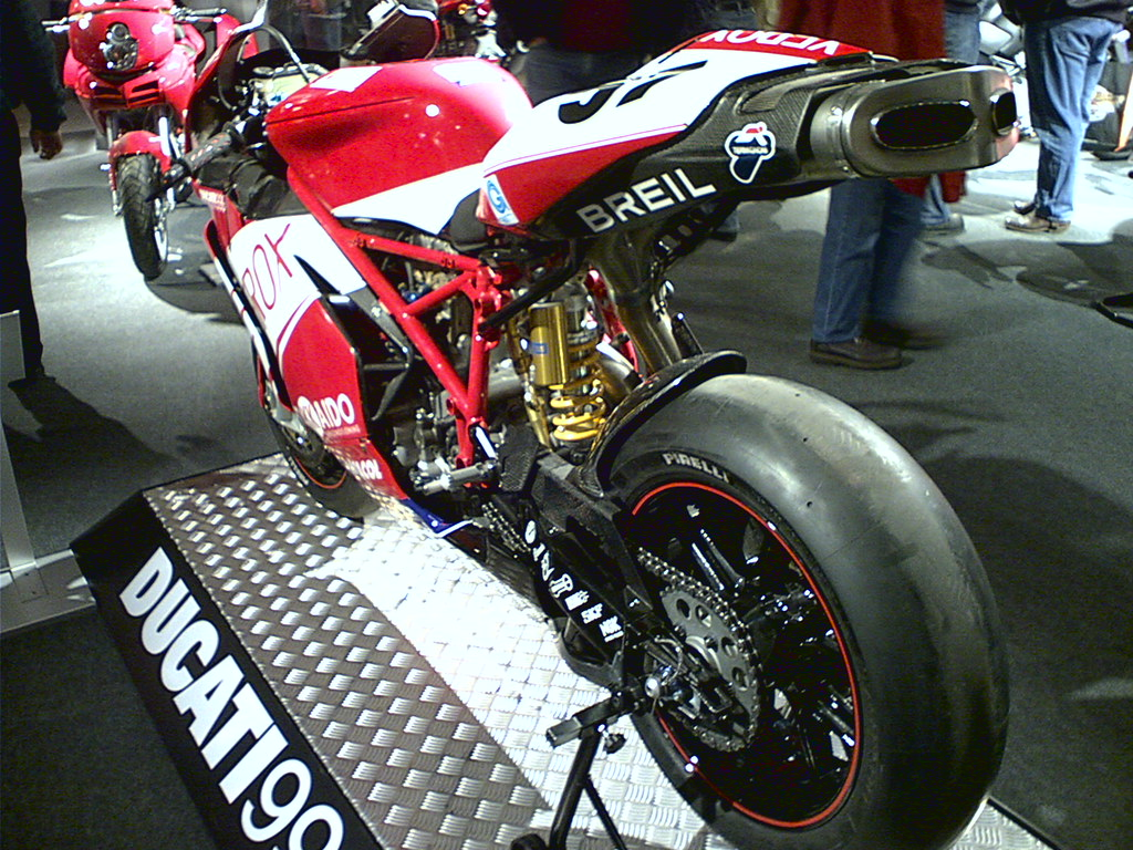 Ducati V Superbike