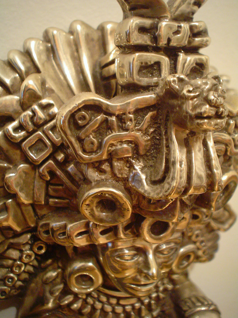 Mayan Idol Stock Photos, Images, & Pictures - 379 Images