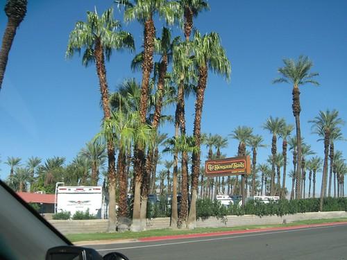 Thousand Palms Thousand Trails Palm Desert