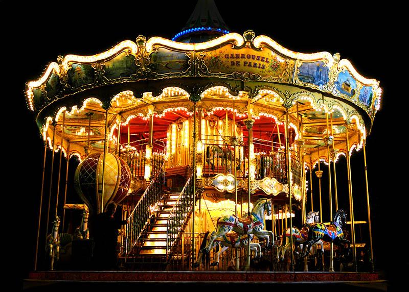 "carrousel de paris | a merry-go-round named ""carrousel de ..."