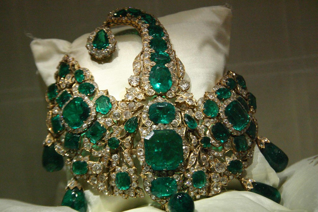 Nizam's Jewels