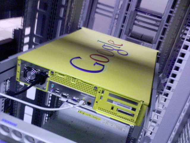 Google Search Appliance in Datacenter | Ben Deck | Flickr