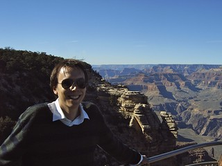 Me and the Grand Canyon | by Willem van Bergen