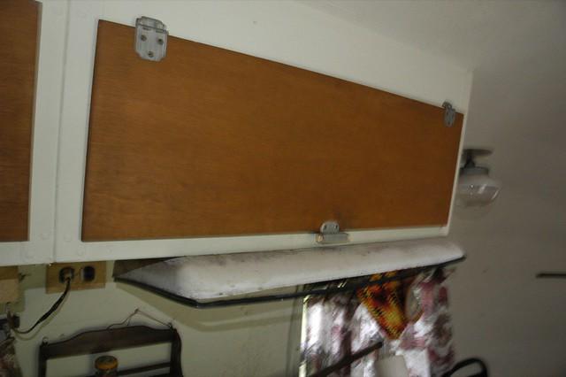 Kitchen Overhead Cabinet Height