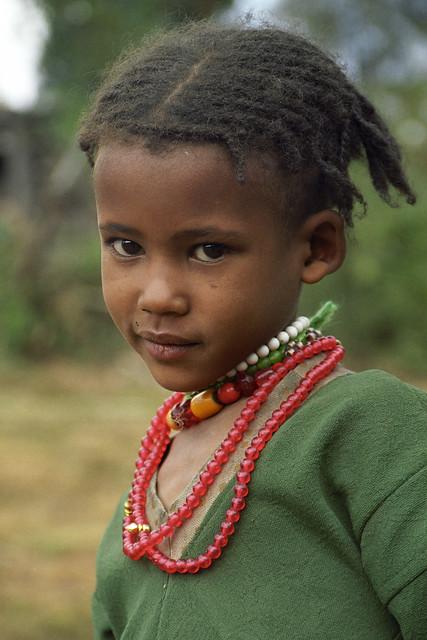 Oromo girls