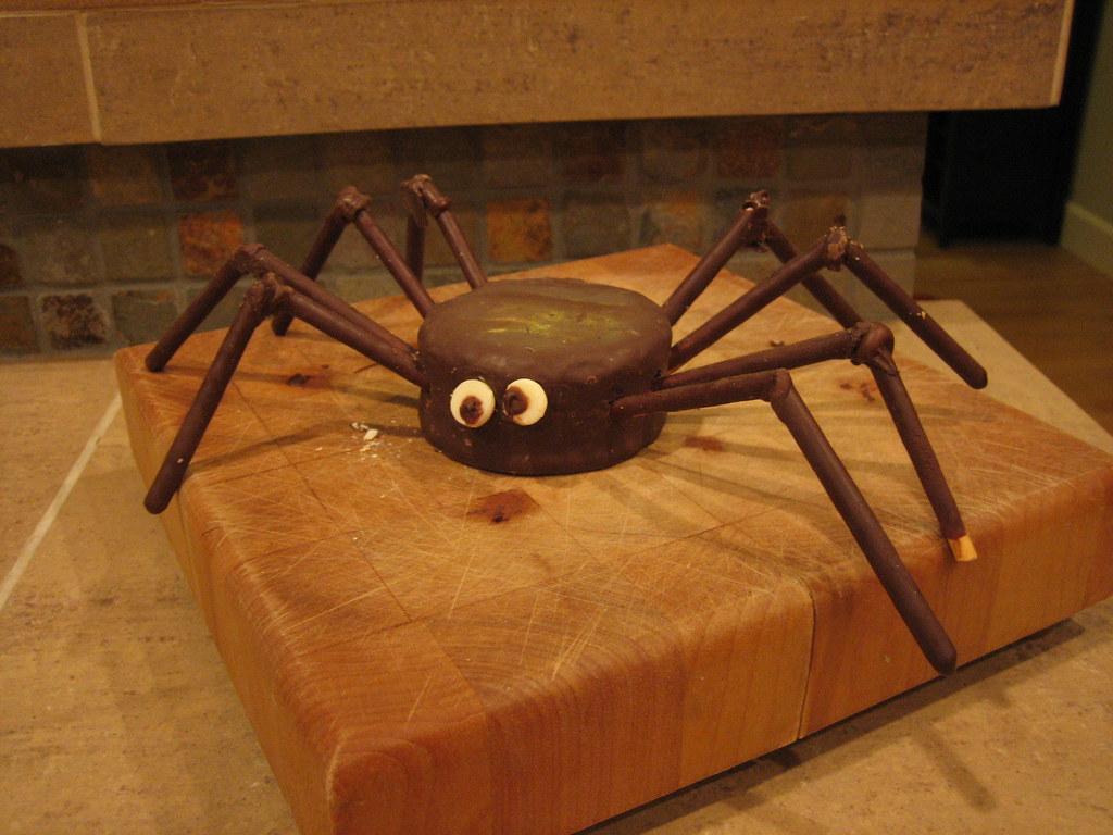 snack spider