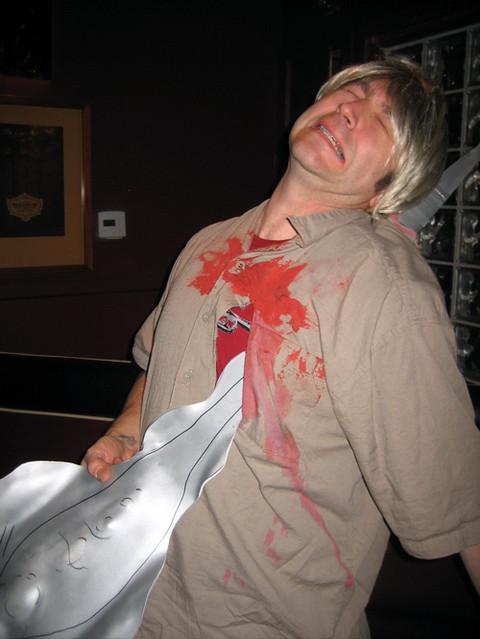 halloween costume kill bill