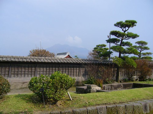 鹿児島 仙巌園(磯庭園) kagoshima sengenin 6