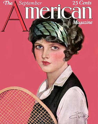 Earl christy american magazine 1920s art deco blog for Magazine deco