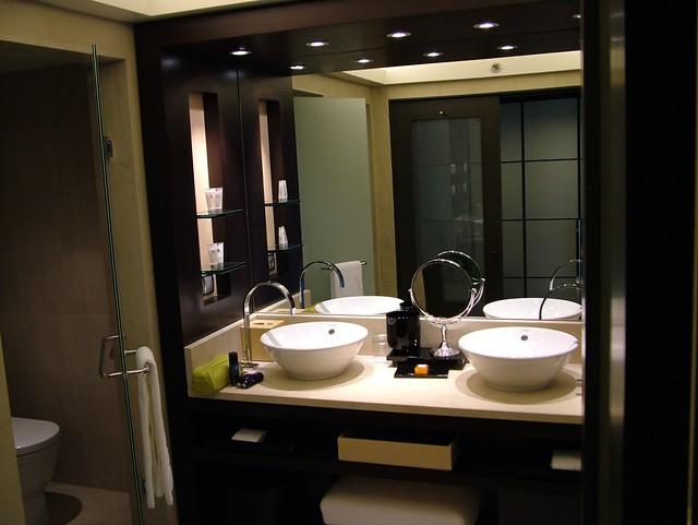 Five Star Bathroom Hotel Arts Barcelona Pope24 Flickr