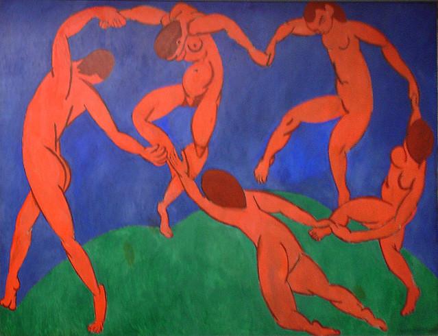 Resultado de imagem para La Danse (Matisse)