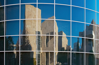Getty Reflected | by ken mccown